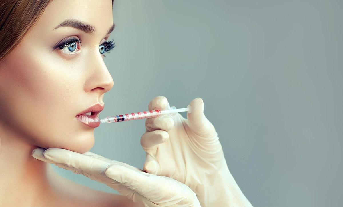 getting Botox ...